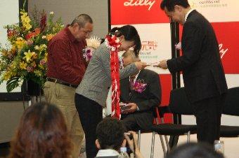 世界の医療団「東京プロジェクト」 第9回精神障害者自立支援活動賞(リリー賞)を受賞