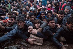 「世界難民の日」に寄せて ー写真が語る難民危機ーイドメニにて