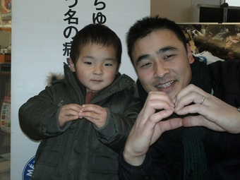「1000人のスマイル作戦キャンペーン」2月 MDM月間スマイル賞