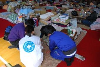 東日本大震災:現地医療活動レポート2