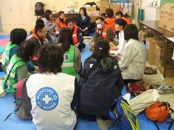 東日本大震災:現地医療活動レポート3