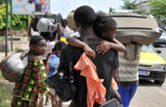 コートジボワール:首都近郊で医療ミッション開始