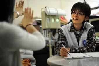 視点・論点 「生きづらさを支えるということ」 2012年02月28日 (火)