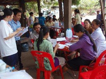ラオス小児医療プロジェクト:現地活動レポート3