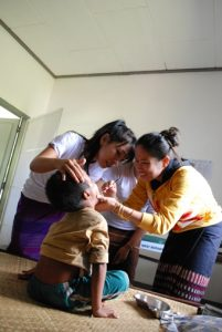 「READY FOR」を活用した『ラオス小児医療応援プロジェクト』開始