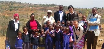 「世界の医療団」、 「アフリカの花屋」とのチャリティーコラボ商品のお知らせ