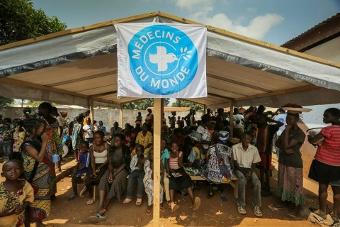 緊急・中央アフリカ共和国:国内避難民50万人の人道危機