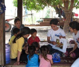 ラオス小児医療プロジェクト:現地活動レポート10
