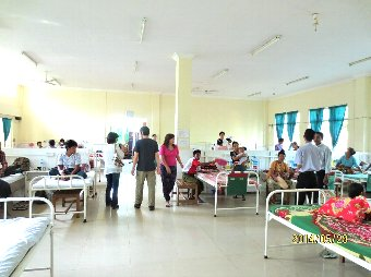 スマイル作戦第3回ミャンマーミッション・現地レポート