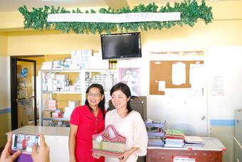 フィリピンでの2つのプロジェクト視察~台風被災地支援と電化製品廃棄物処理支援~