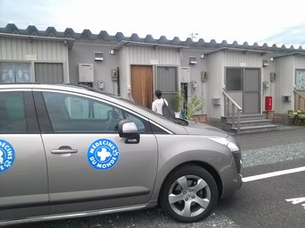 東日本大震災:福島そうそう現地医療活動レポート8