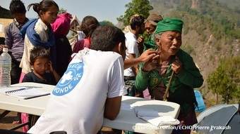 震災から6ヶ月:ネパール、いまだ癒えぬ傷跡
