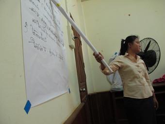ラオス小児医療プロジェクト:現地レポート14