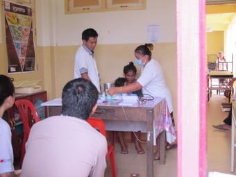 ラオス小児医療プロジェクト:現地レポート16