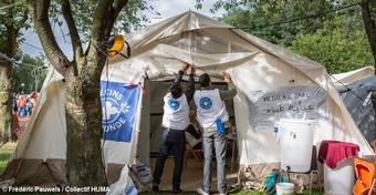 ヨーロッパにおける難民受入れ危機 現地レポート