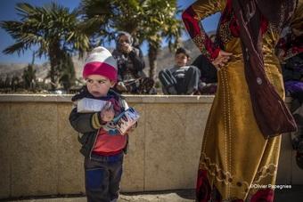 シリア紛争から5年 -国内に渦巻くカオス、外に溢れだすトラウマ