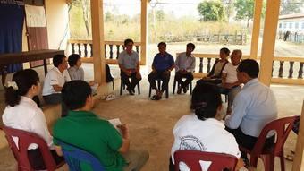 ラオス小児医療プロジェクト 現地レポート19