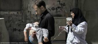 シリア:世界の医療団、暴力激化を非難
