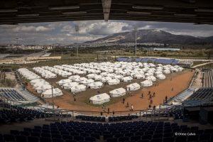 「世界難民の日」に寄せて ー写真が語る難民危機ーアテネにて