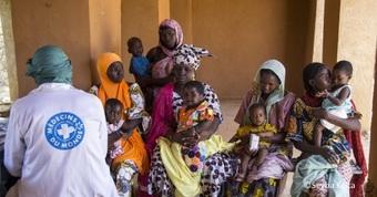 世界の医療団の医療支援活動 - マリ共和国