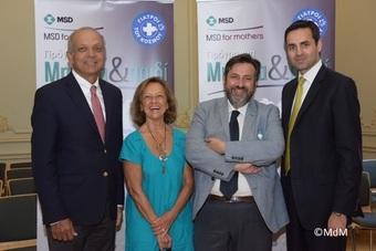 世界の医療団ギリシャ、母子支援活動を拡大