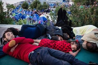 世界の医療団ギリシャ、レスボス島モリアの難民受入れセンターによる同伴者を持たない未成年の拘束について、関係機関に早急な解決策を要請