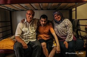 ギリシャ・アテネ:ある家族の物語