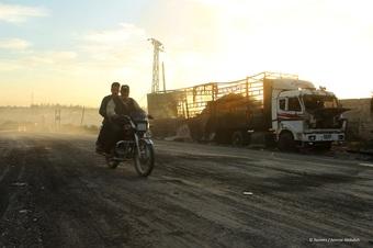シリア:起きてはならない悲劇再び。。。