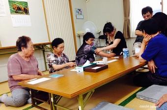 東日本大震災:福島そうそう現地医療活動レポート16