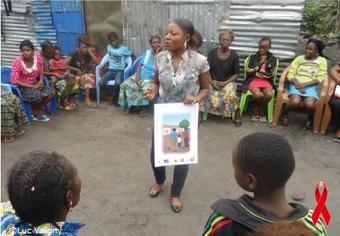 12月1日世界エイズデー: HIV新規感染者の20%は15-24才の女性が占め、サブサハラ・アフリカ地域では25%