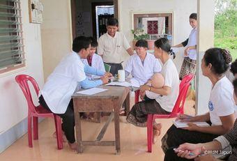 新ラオス小児医療プロジェクトを開始 ~ラオスの子どもたちに安定した医療を~