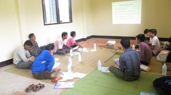 ラオス小児医療プロジェクト:現地活動レポート12