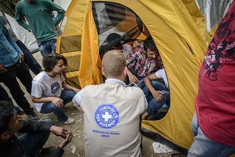 ヨーロッパに押し寄せる難民危機 -医療支援活動にご協力ください-