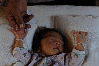 ラオス小児医療プロジェクト開始