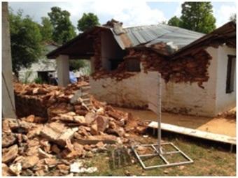 【ネパール大地震緊急支援】ラメチャップ郡病院の機能は20%