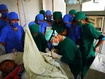 第9回スマイル作戦バングラデシュ活動報告