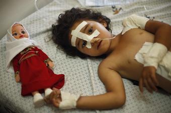 世界の医療団 ガザ地区への医療介入を強化