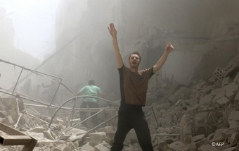 緊急声明:シリア・アレッポの包囲地域で数十万人が孤立