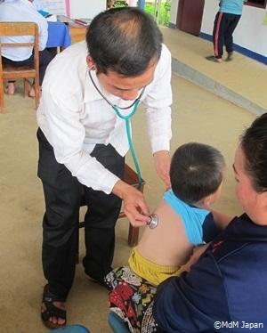 ラオス小児医療強化プロジェクト