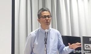 小川芳範氏