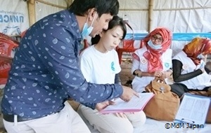 ロヒンギャ難民