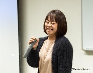 小松原ゆかり健康運動実践指導者