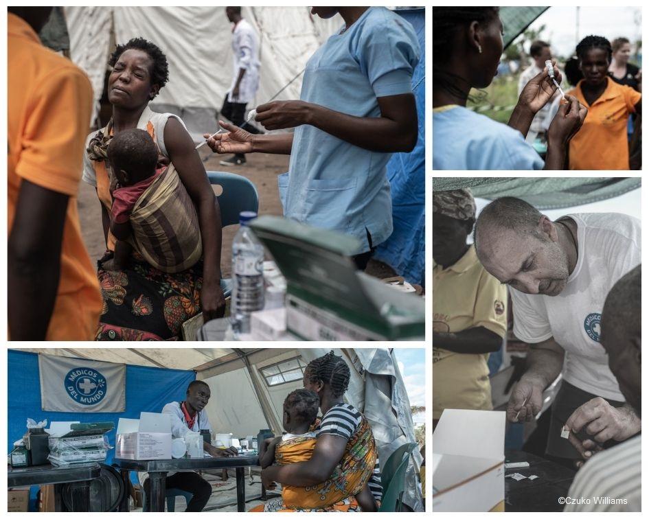 コレラ予防接種キャンペーンの実施